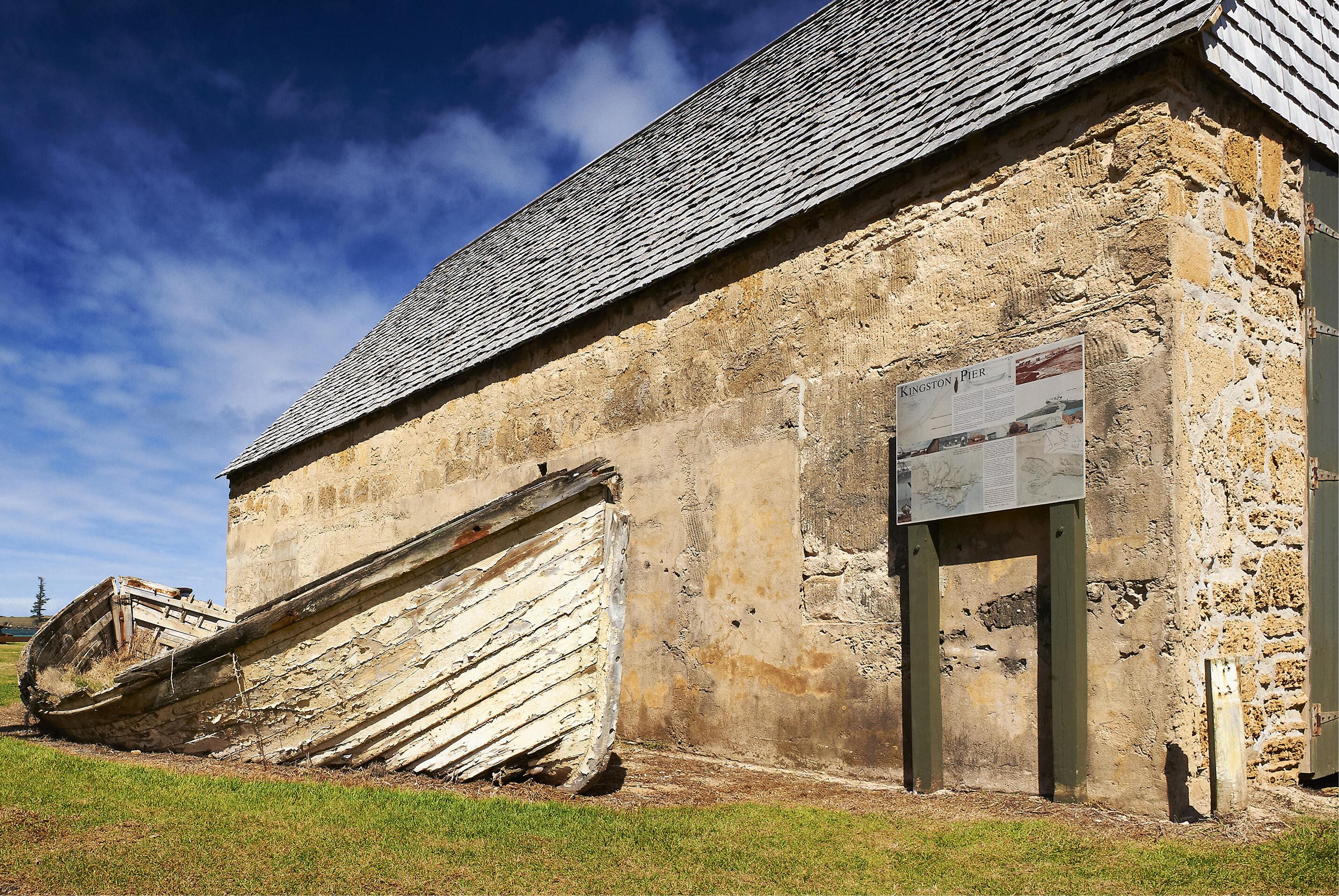 Kingston Convict Ruins