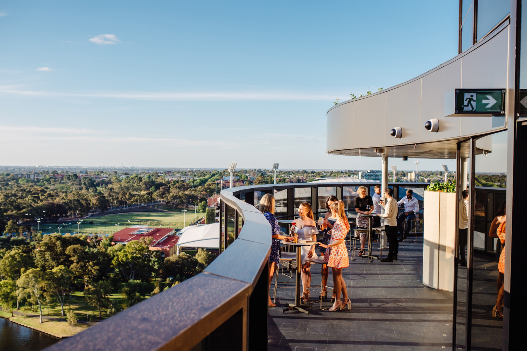 Adelaide, Sol Bar and Restaurant