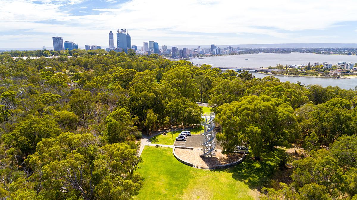 Kings Park, Perth, Botanic Gardens