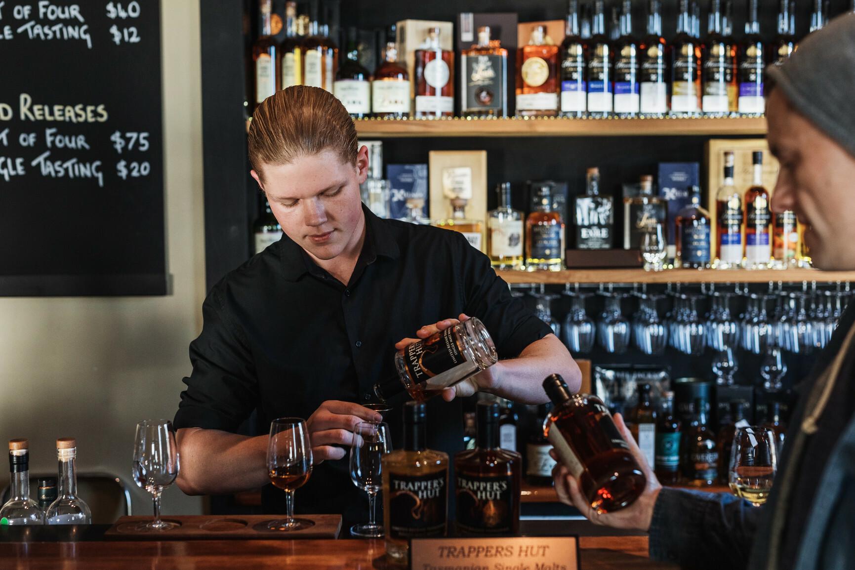 Bruny whisky