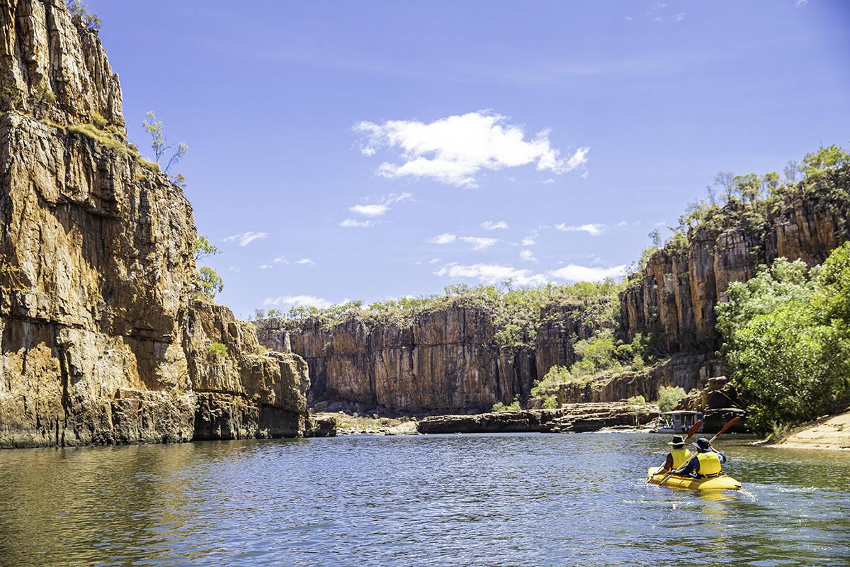 Katherine Gorge, Nitmiluk, Kakadu National Park
