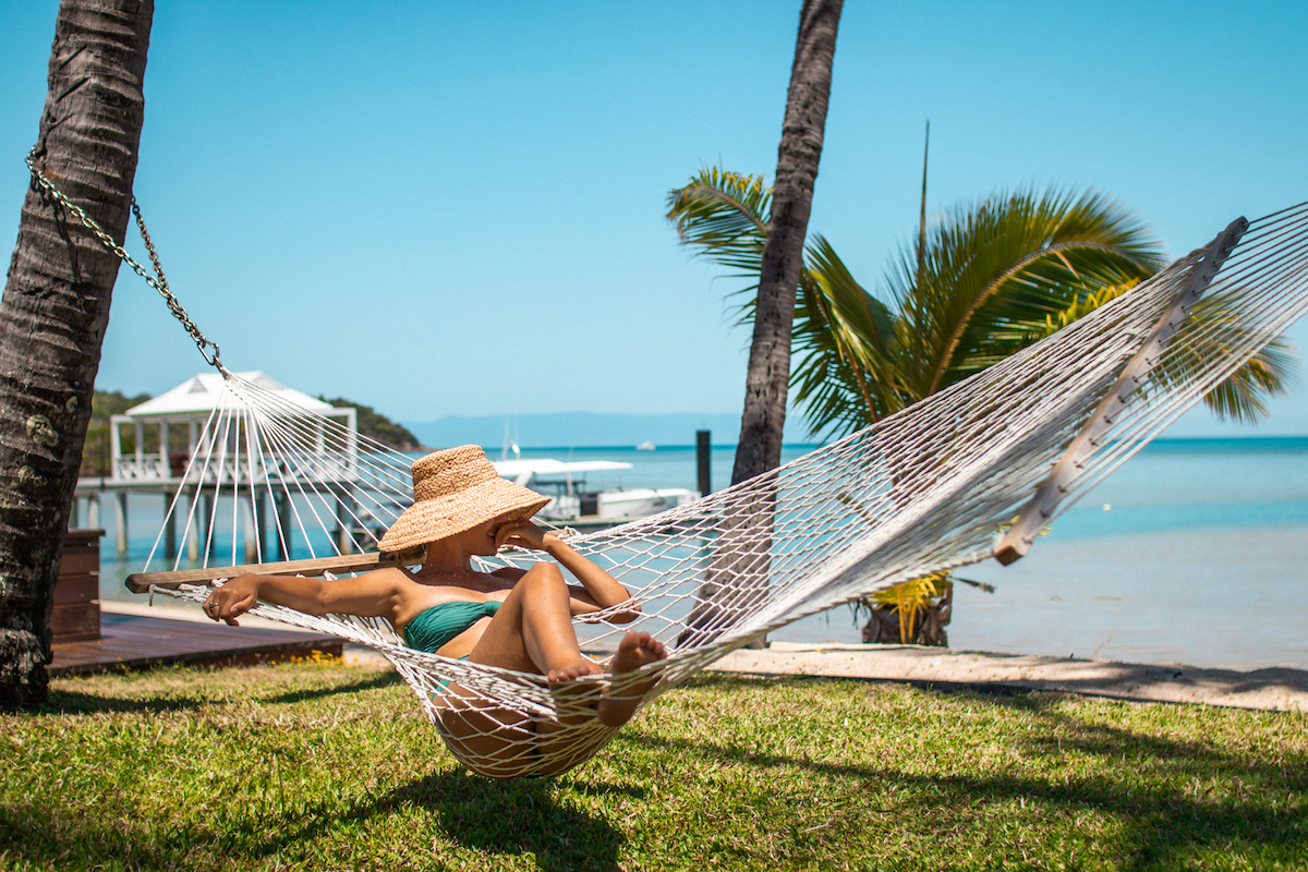 OI hammock relaxation