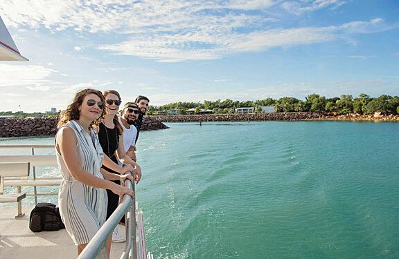 Darwin cruise