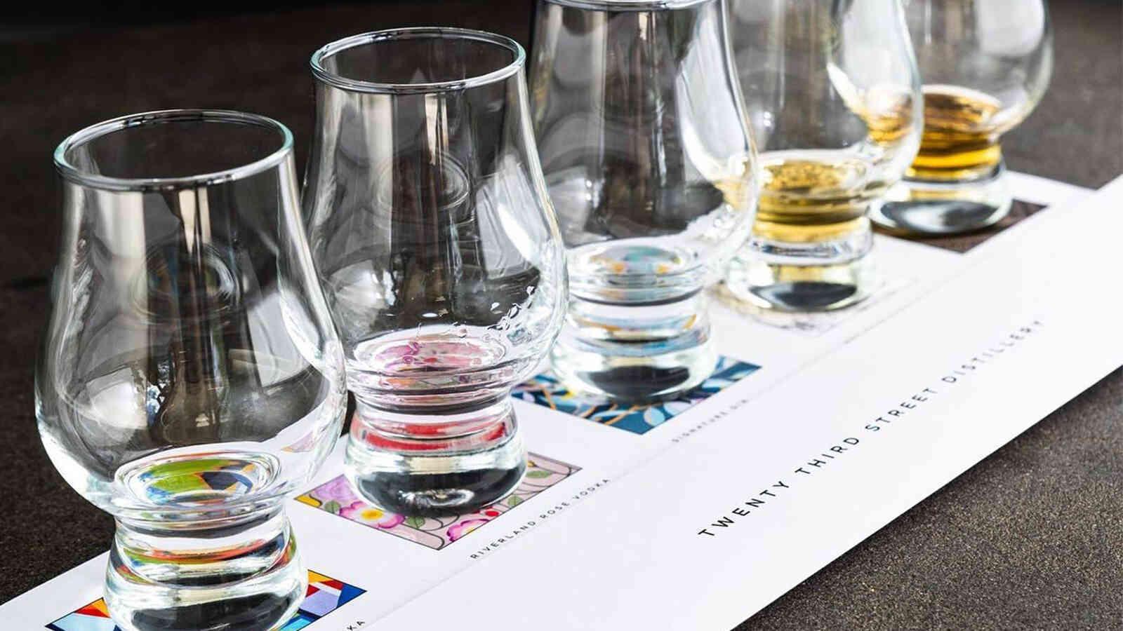 Beresford estate gin tasting 1600x900