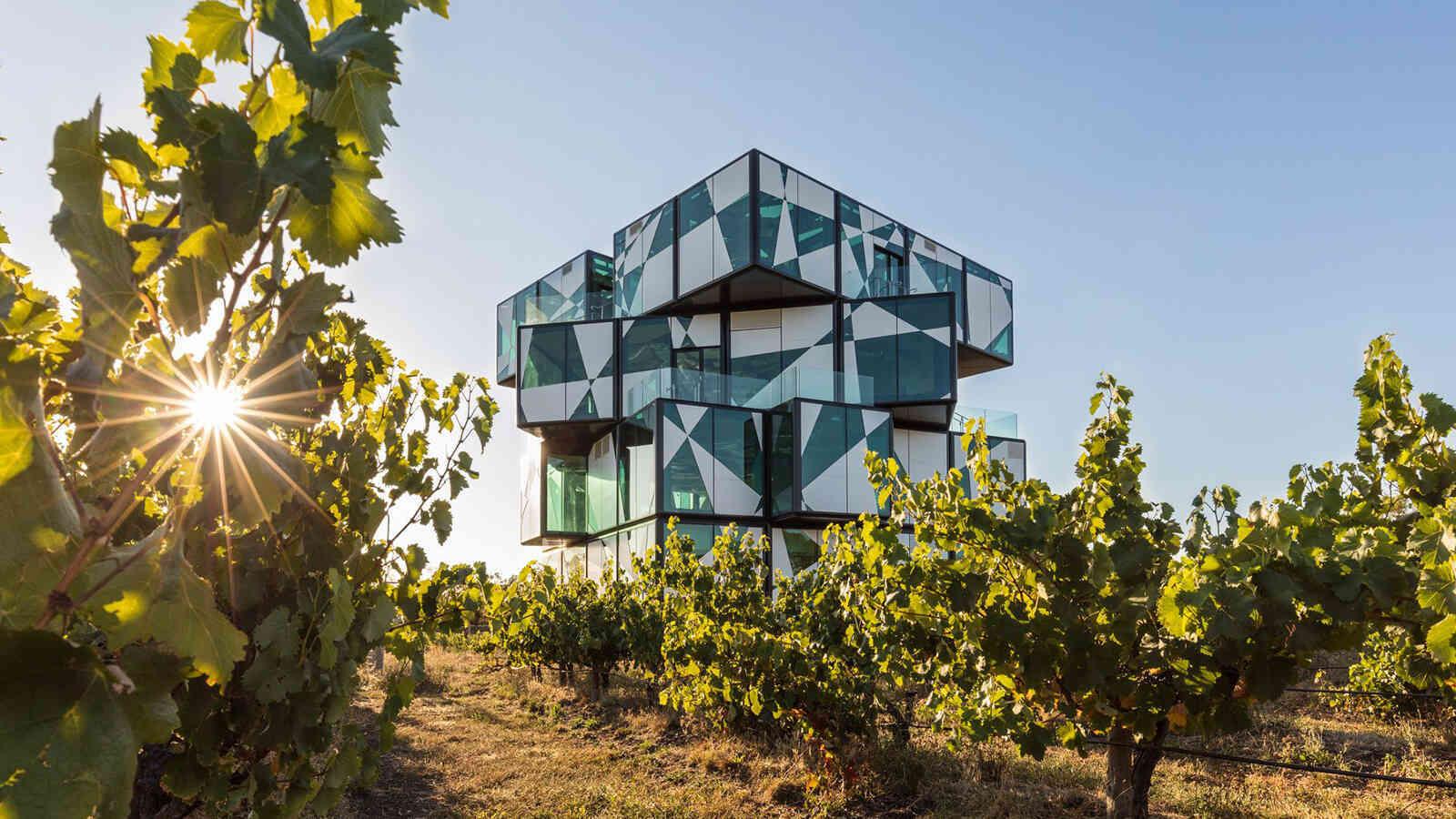 Darenburg cube
