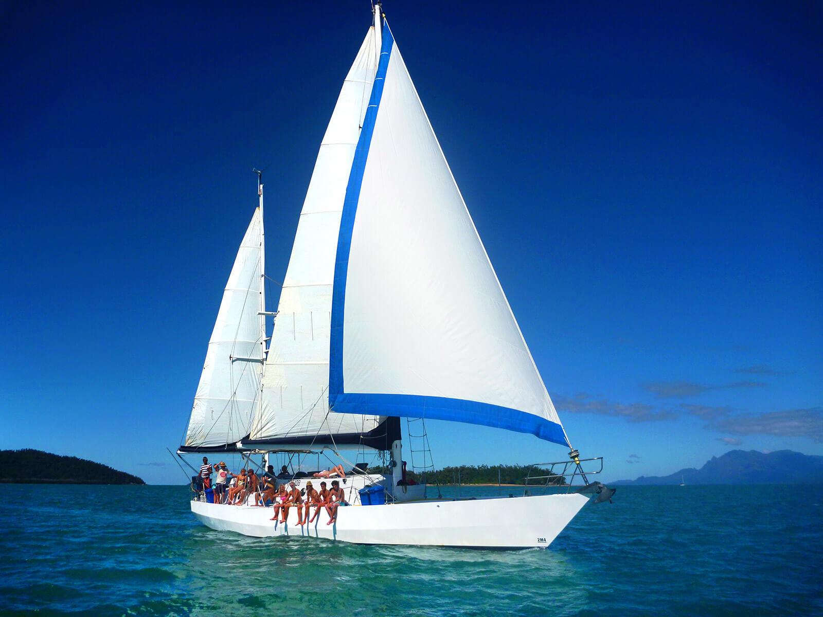 Magnetic Island sailing