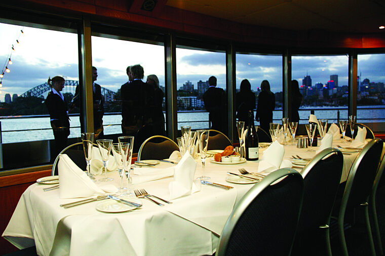Sydney 2000 Sirius room corporate charters private event